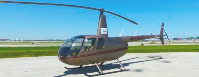 Helicopter Introductory Flight at Aero Aviation Academy